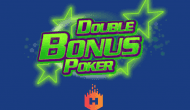 Онлайн покер Double Bonus Poker by Habanero